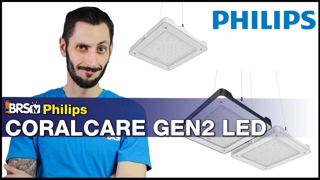 BRStv Product Spotlight Philips Coral Care Gen2 LED Light