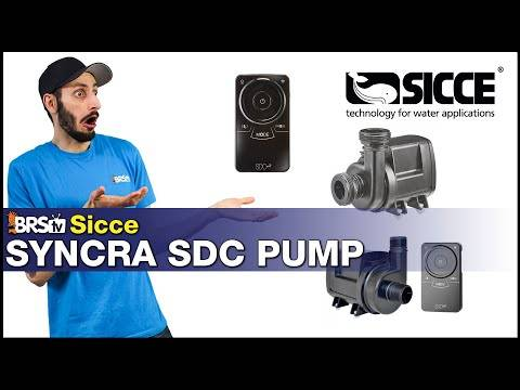 BRStv Product Spotlight - Sicce Syncra SDC Return Pump