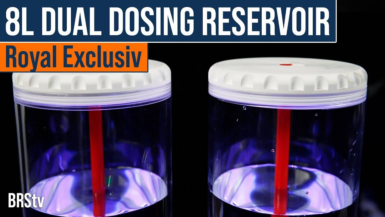 BRStv Product Spotlight - Royal Exclusiv Dreambox Dual Dosing Reservoir