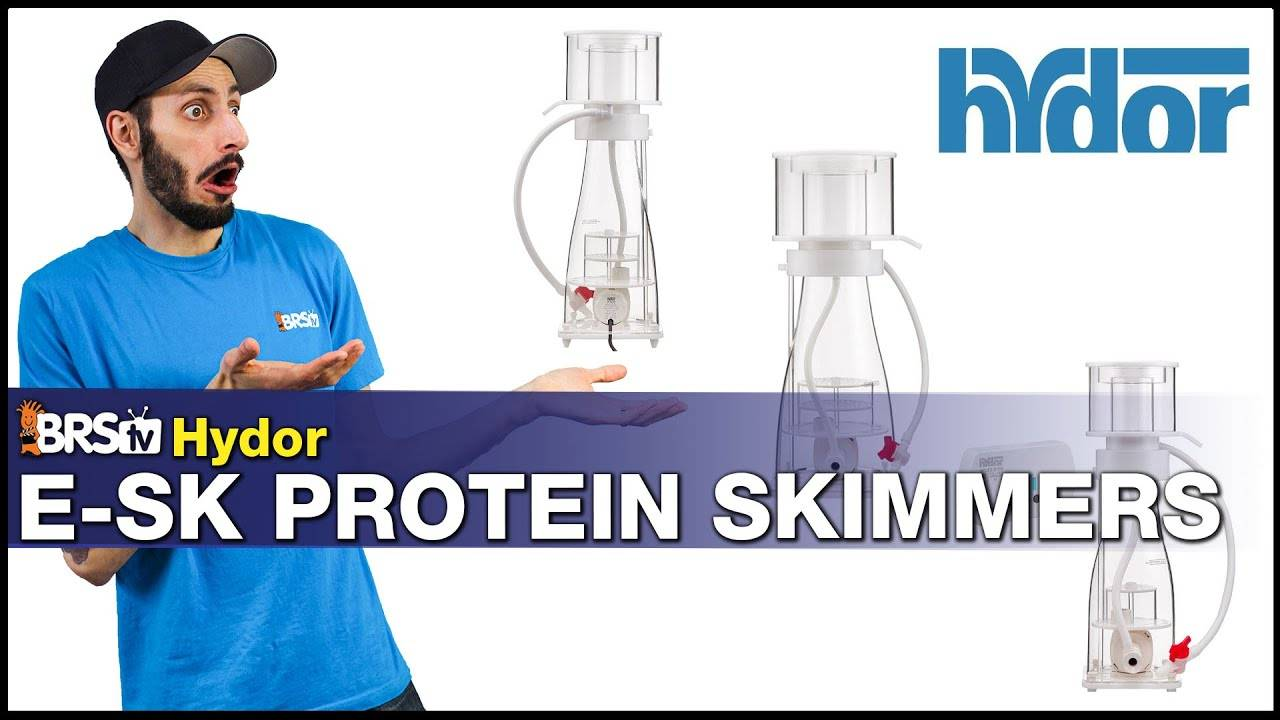BRStv Product Spotlight Hydor E-SK Series Protein Skimmers