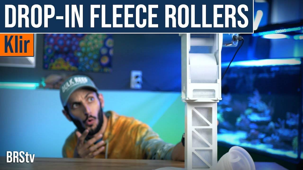 BRStv Product Spotlight - Klir Drop-In Fleece Roller
