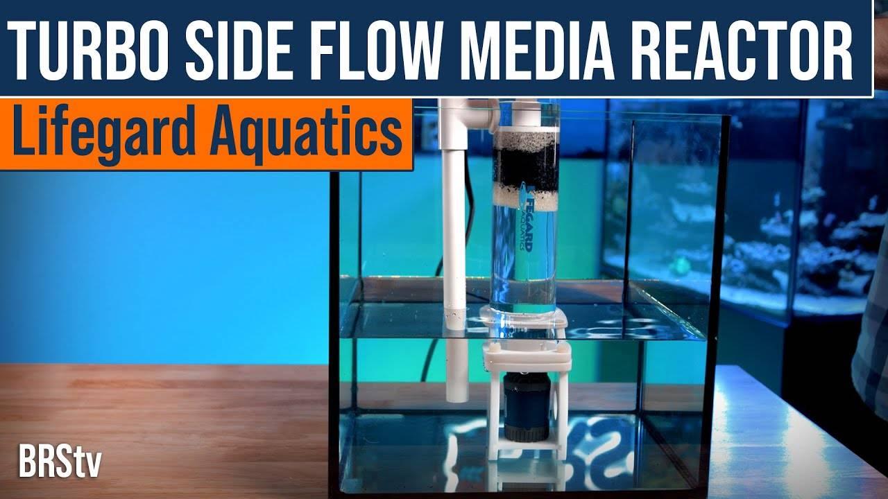 Watch Video - BRStv Product Spotlight - Lifegard Aquatics Turbo Sideflow Media Reactors