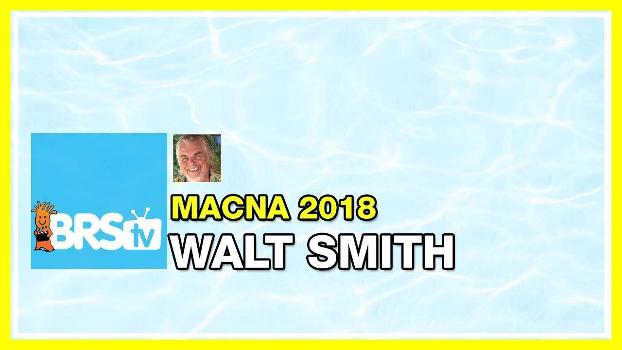 Walt Smith: What's Happening Around the World with Fish and Coral Trade | MACNA 2018