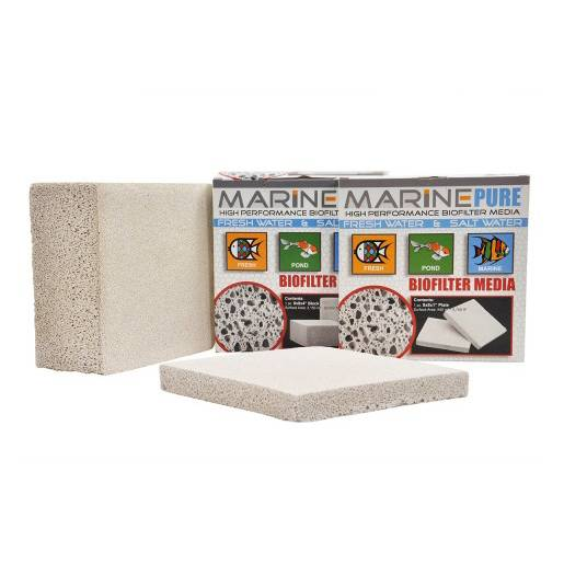 How to use MarinePure Ceramic Media