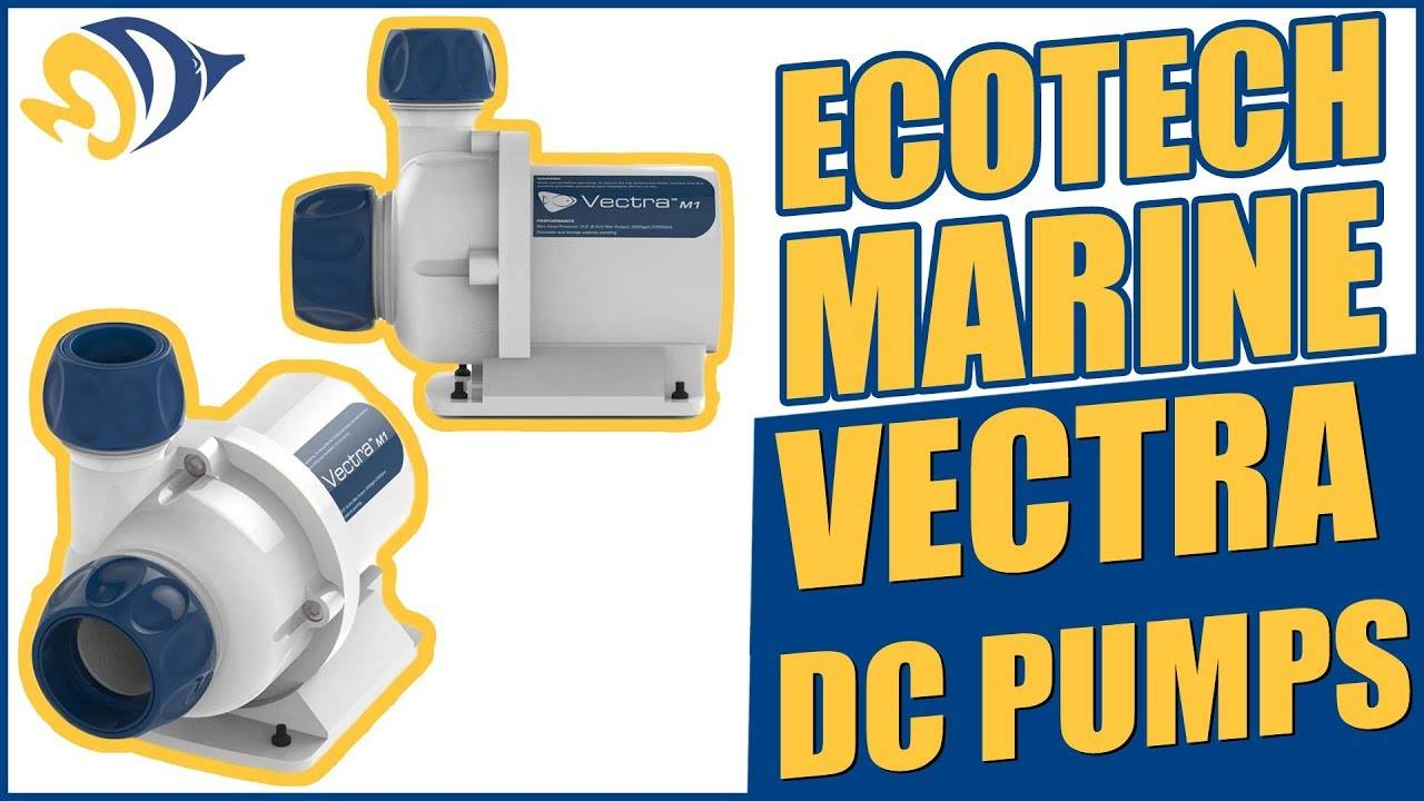 EcoTech Marine Vectra DC Pumps: What YOU Need to Know