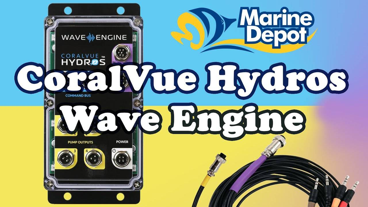 Hydros WaveEngine: Control Without the Clutter!