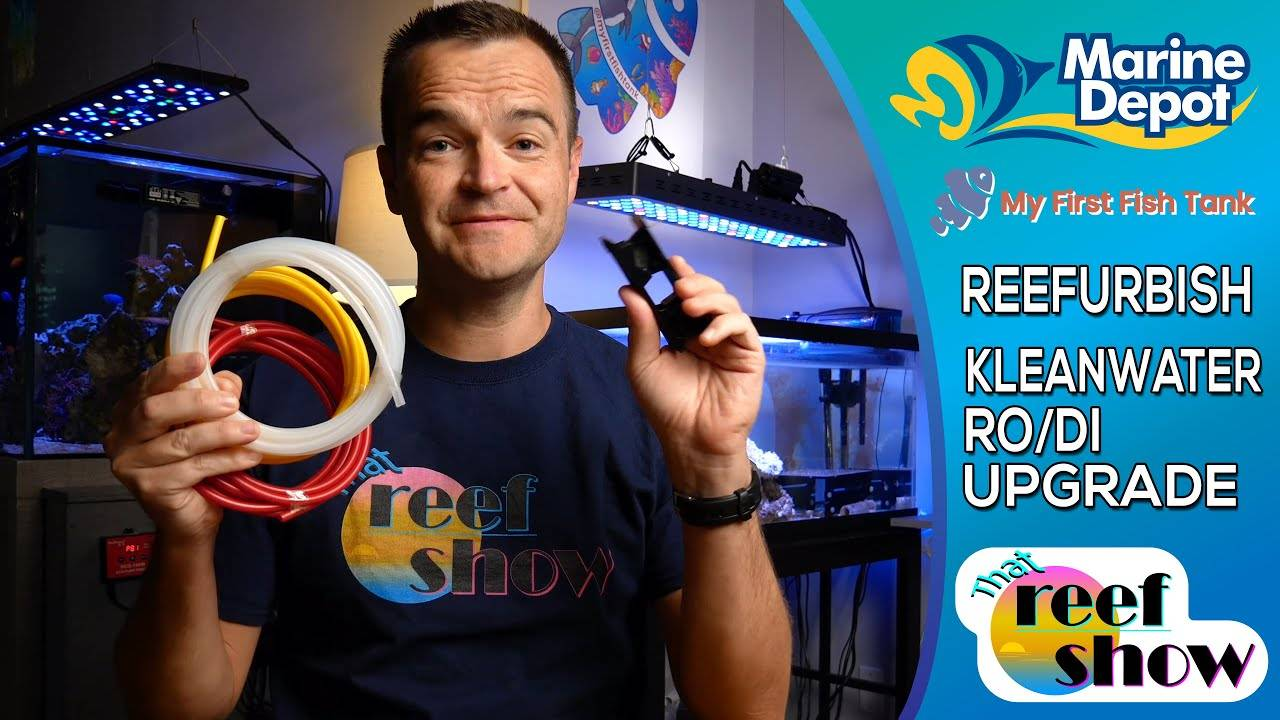 """""""How To Upgrade Your RO/DI System! That Reefshow Segment"""