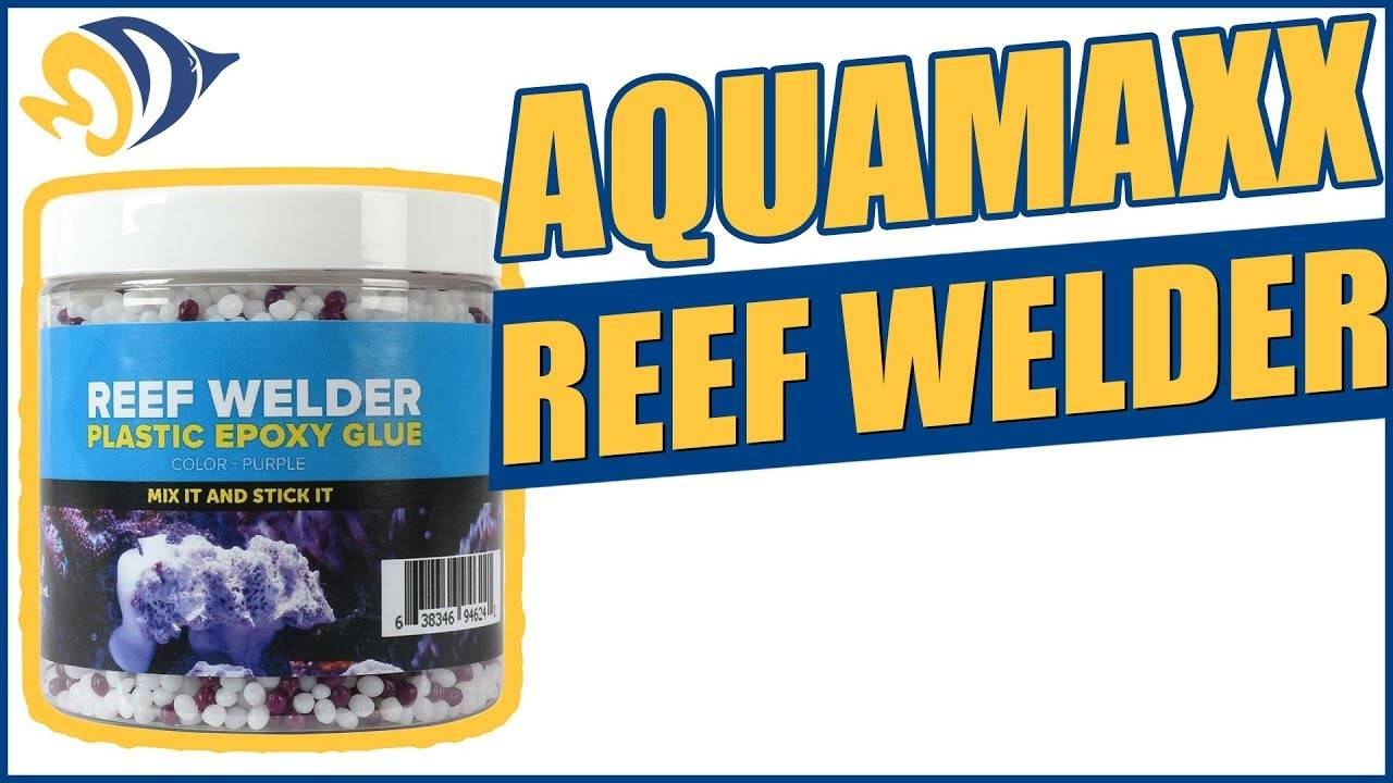 """""""AquaMaxx Reef Welder: Build Your Aquascape"""