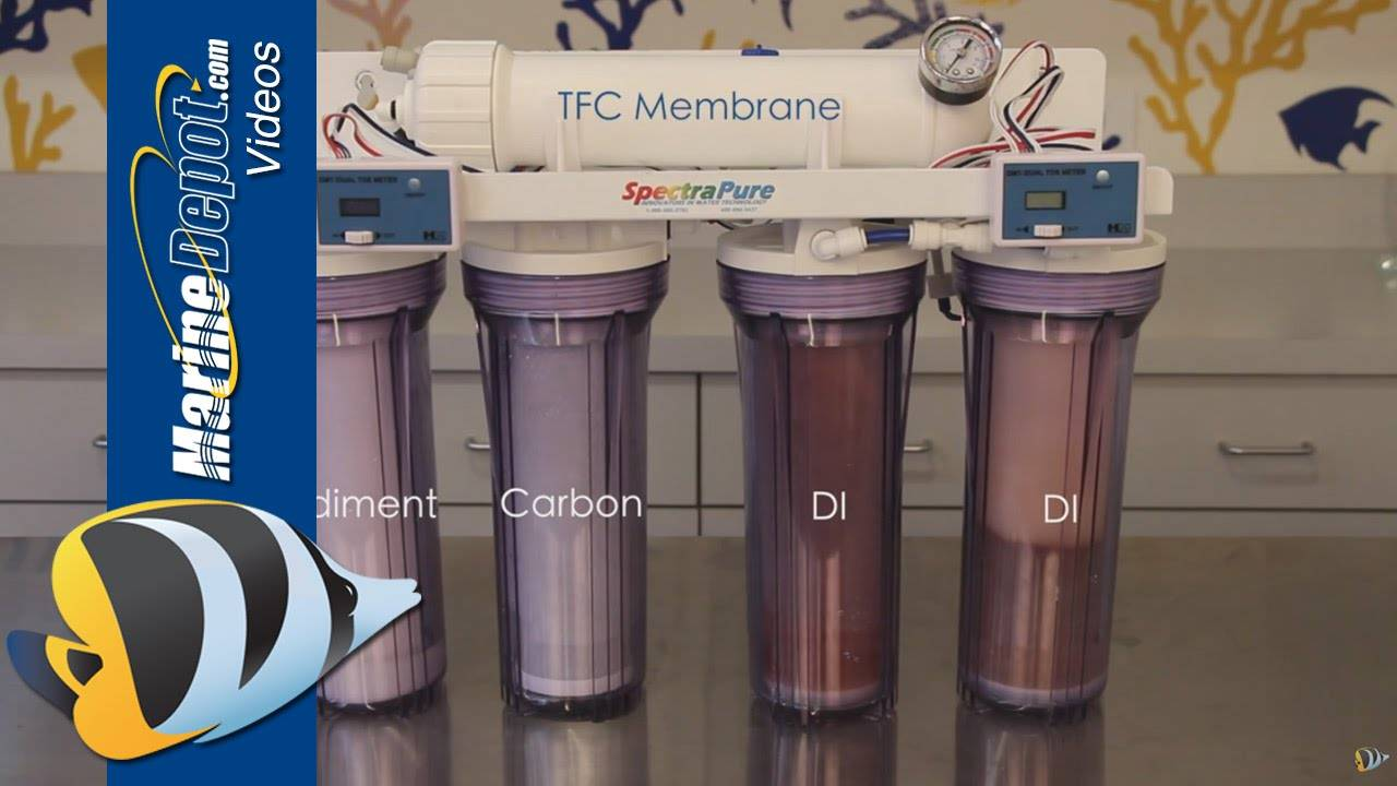 How to Replace Your RO/DI Filter Cartridges