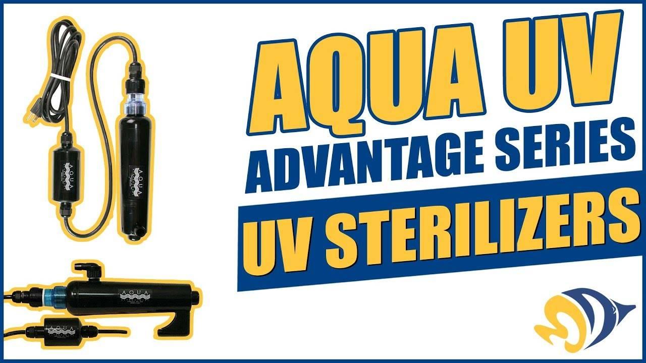 Aqua UV Advantage Series UV Sterilizers: What YOU Need to Know