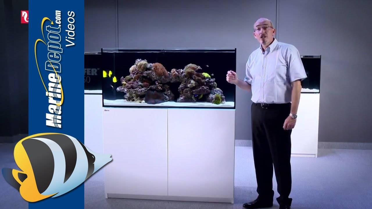 """Red Sea REEFERâ""""¢ Aquarium Systems - Rimless Reef Ready Marine Aquarium"""