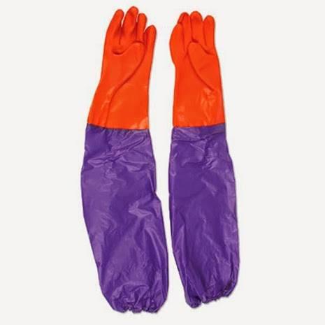 aquarium gloves