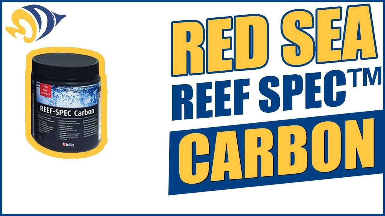 "Red Sea   REEF SPECâ""¢ Carbon"