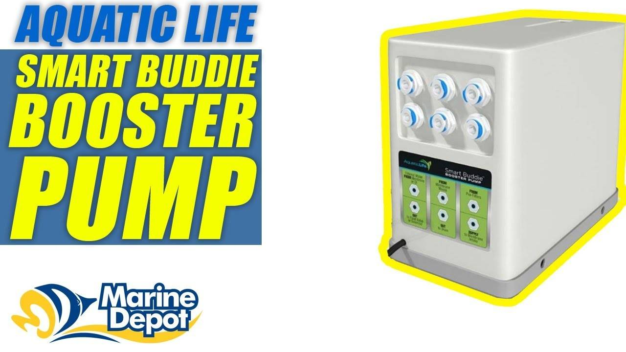 Aquatic Life Smart Buddie Booster Pump: What YOU Need to Know