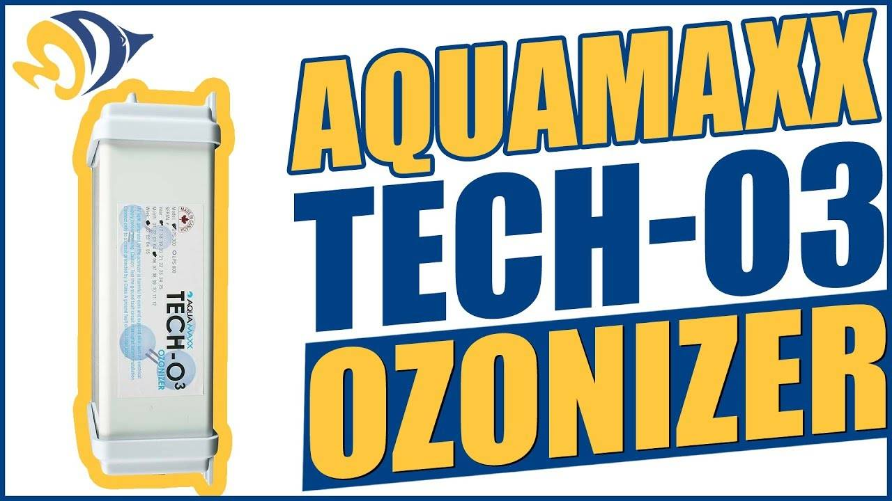 AquaMaxx Tech-O3 Ozonizer - What YOU Need to Know