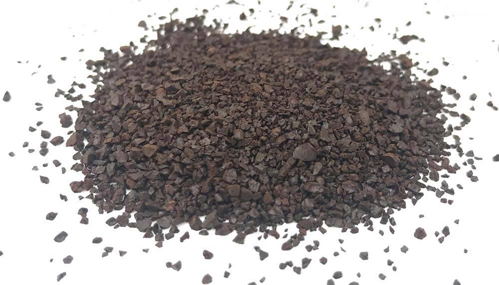 Close up GFO/Phosphate filter media