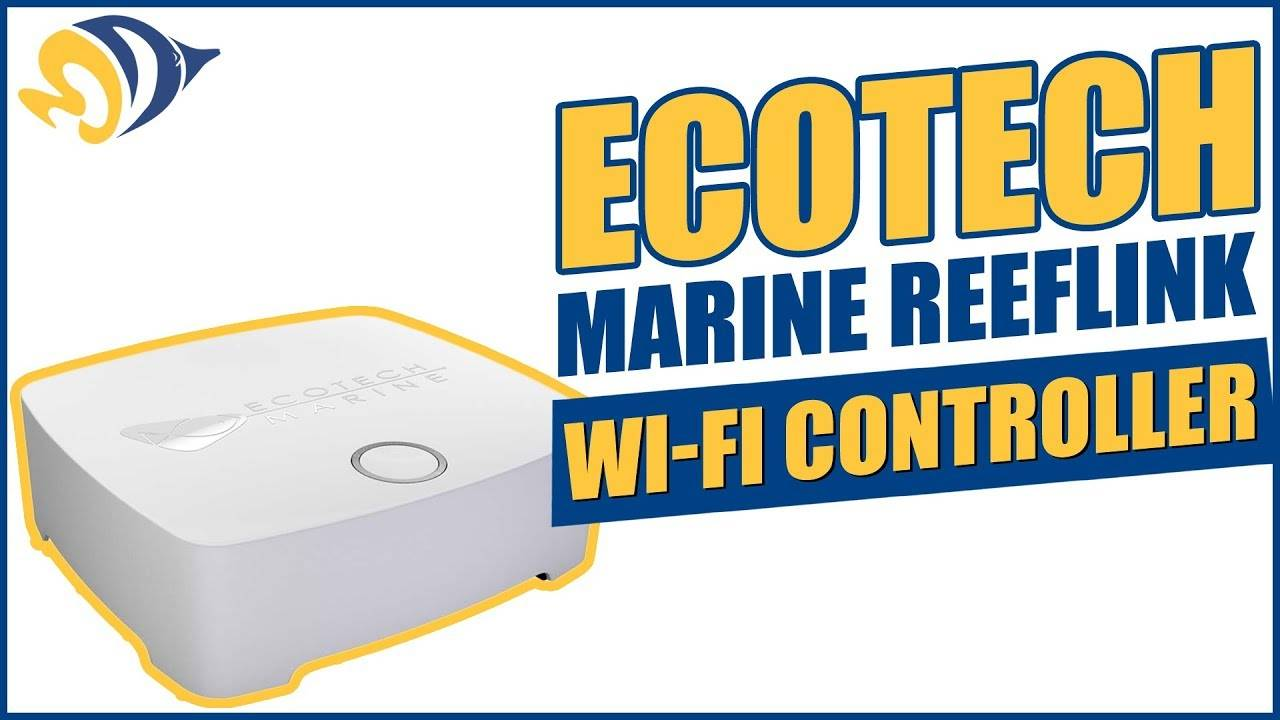 EcoTech Marine ReefLink Wi-Fi Controller: What YOU Need to Know