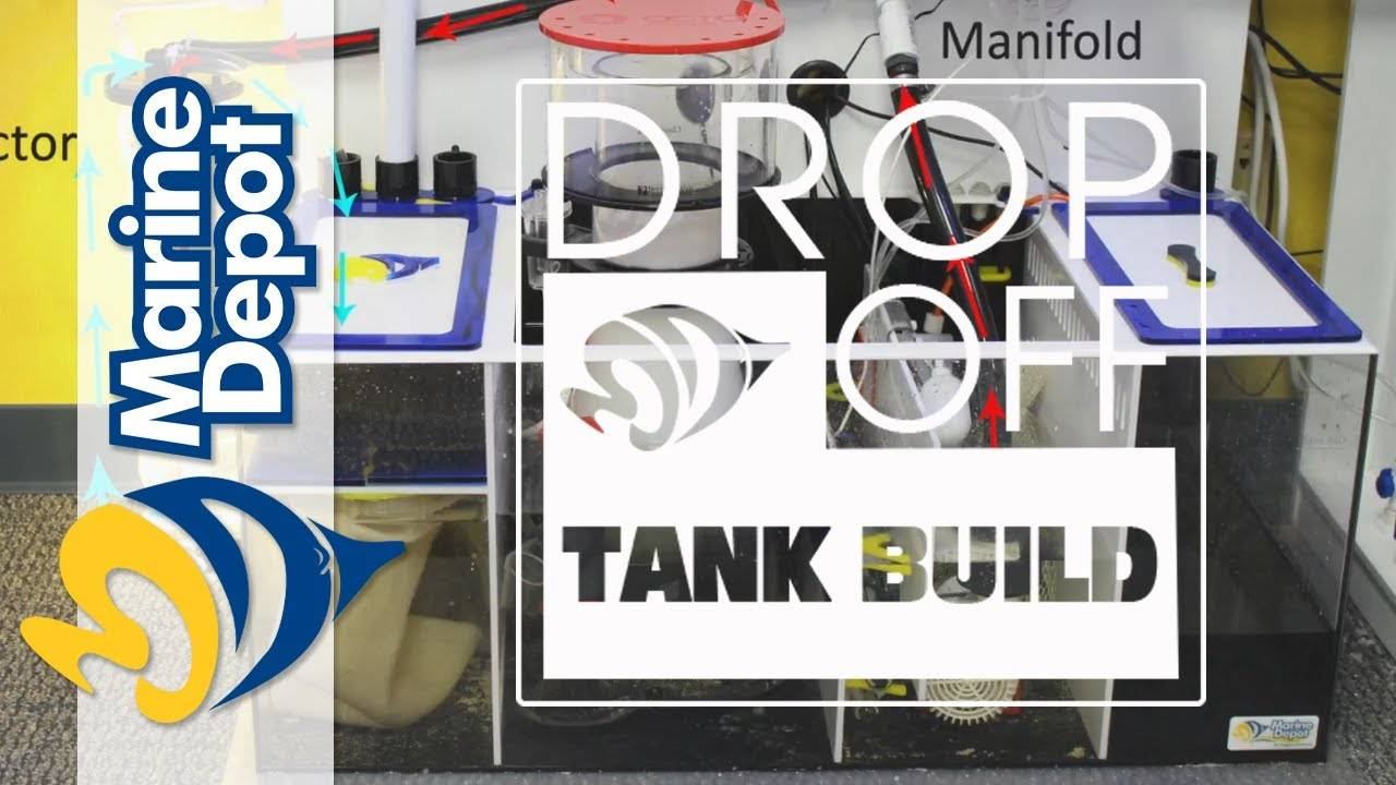 Drop-Off Tank Build #10: Algae Reactor Install + Which Supplements Should We Use?
