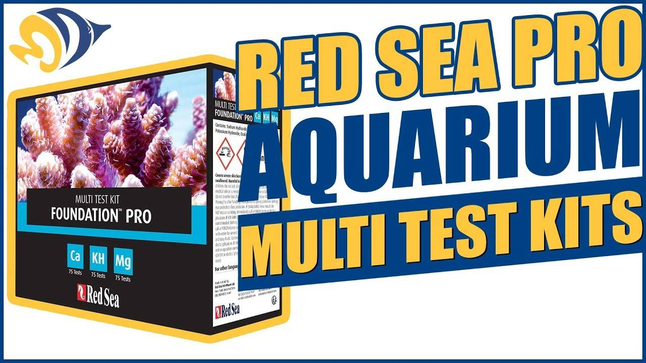 Red Sea Pro Aquarium Multi Test Kits: What YOU Need to Know
