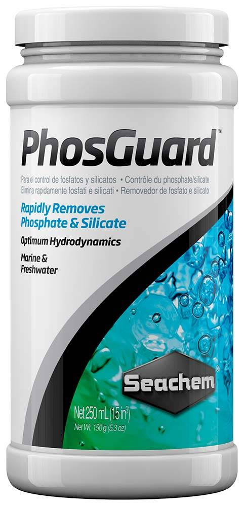 Media like GFO can help gain control of phosphate and silicate