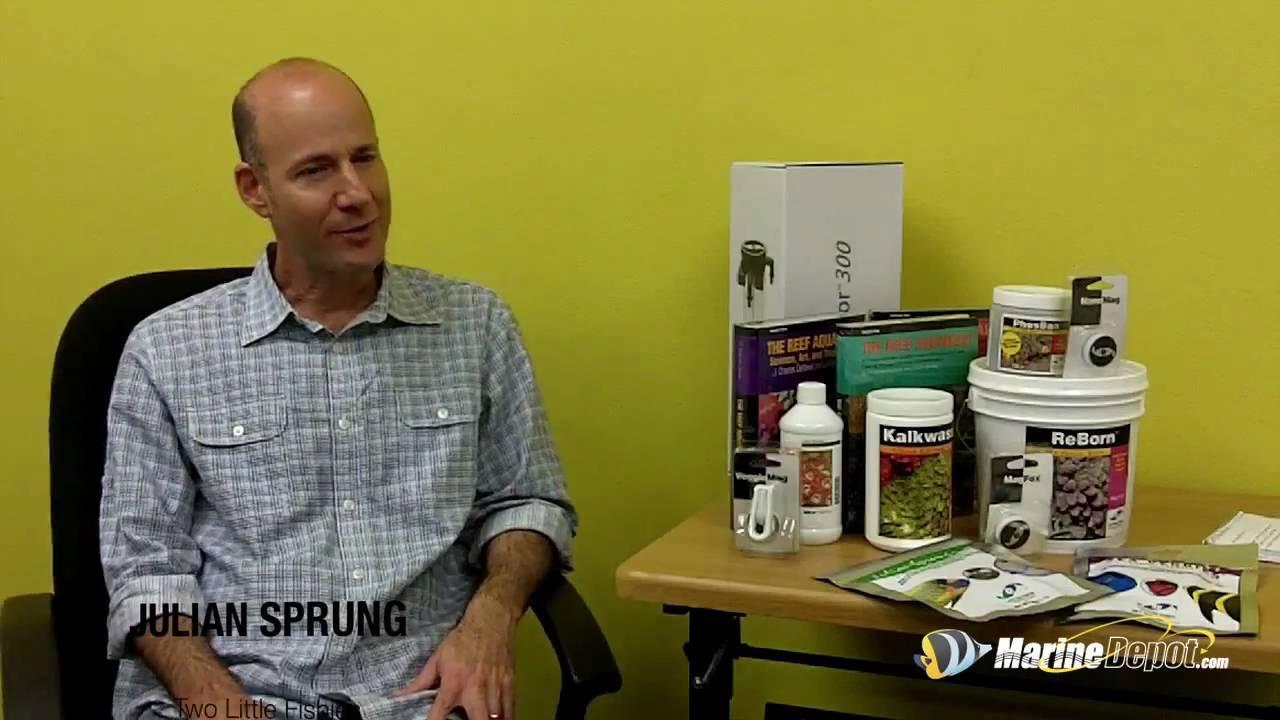 Julian Sprung Q&A: Introduction