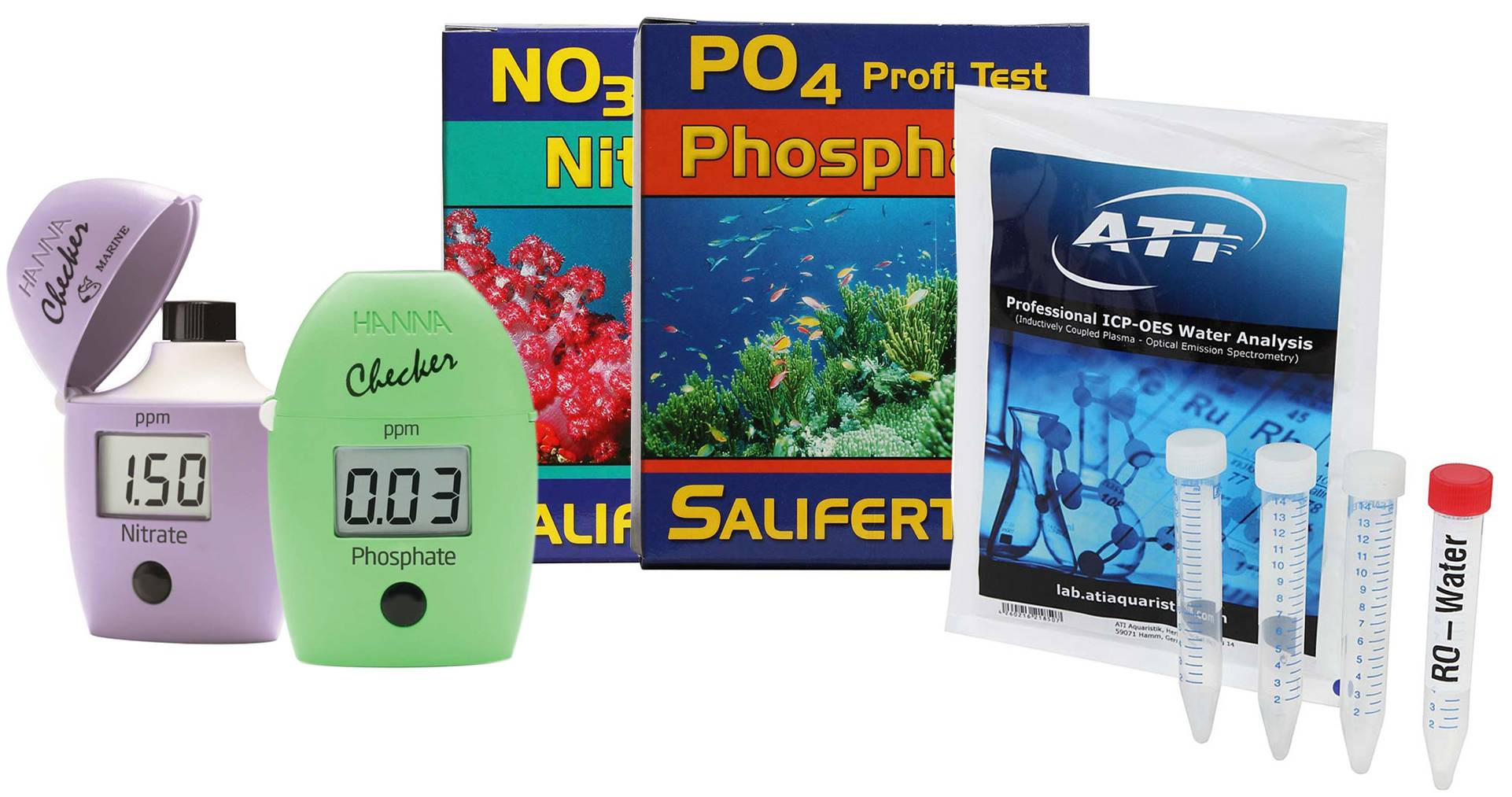 test kits to dial in where your nutrients are before considering using liquid carbon dosing