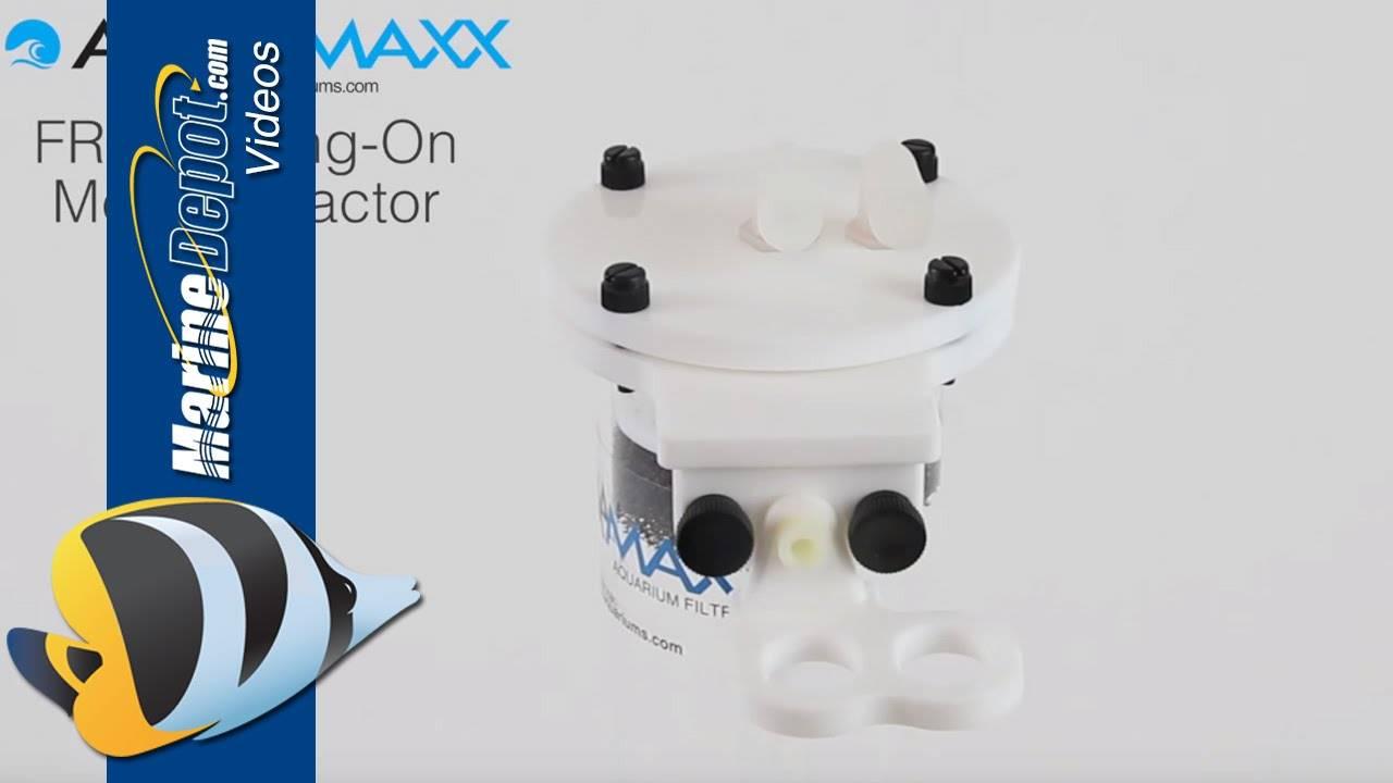 """AquaMaxx FR-SE Hang-On Media Reactor - For Carbon"