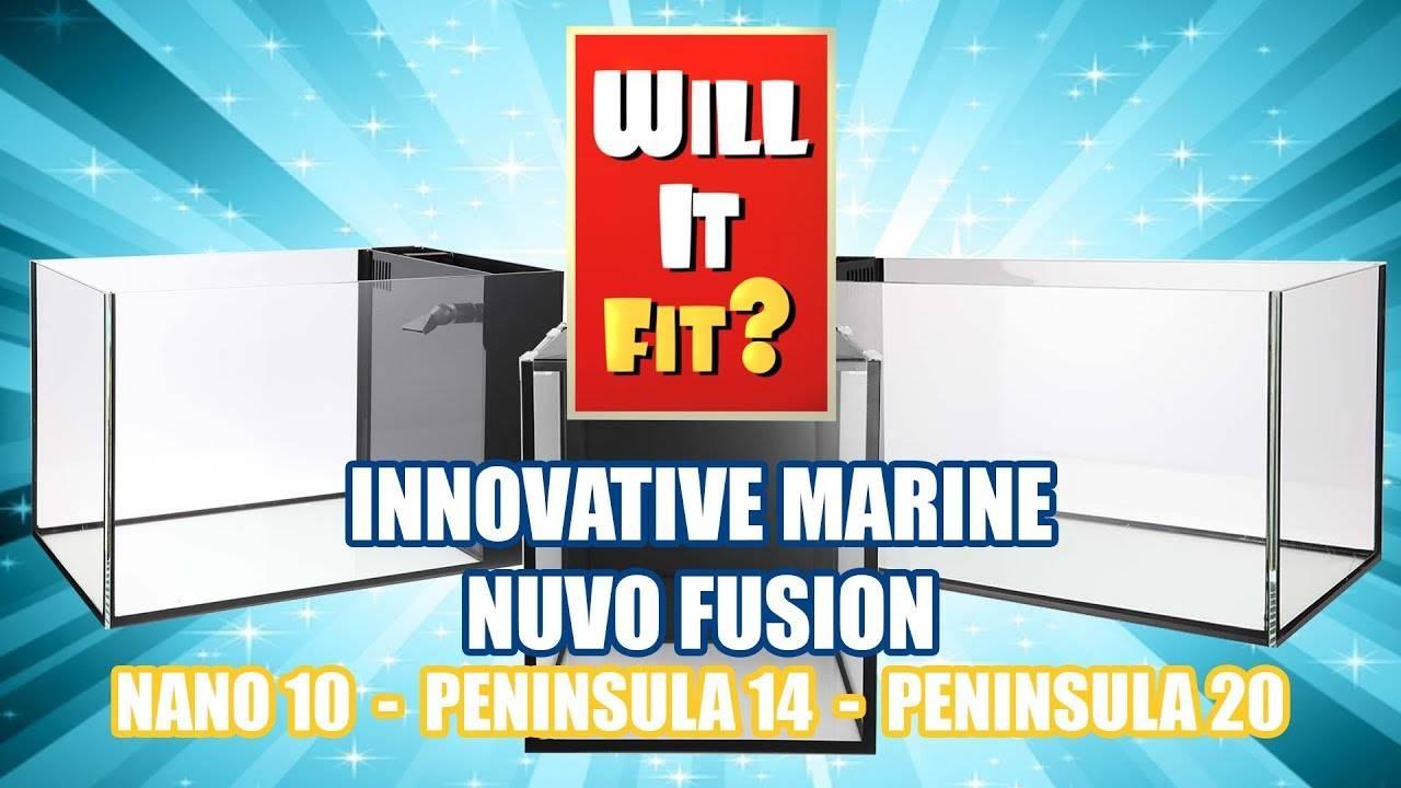 """Will It Fit? - Innovative Marine NUVO Fusion Nano 10"