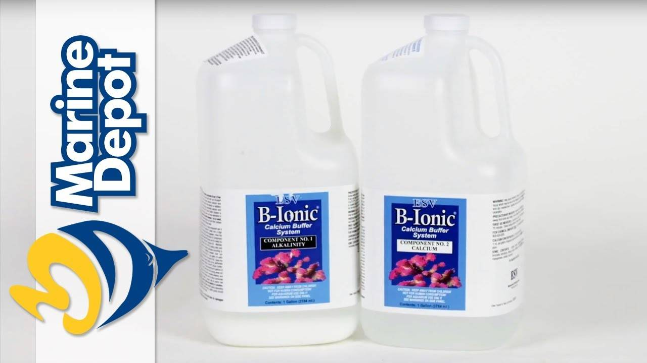 ESV B-Ionic 2-Part Calcium Buffer System: What YOU Need to Know