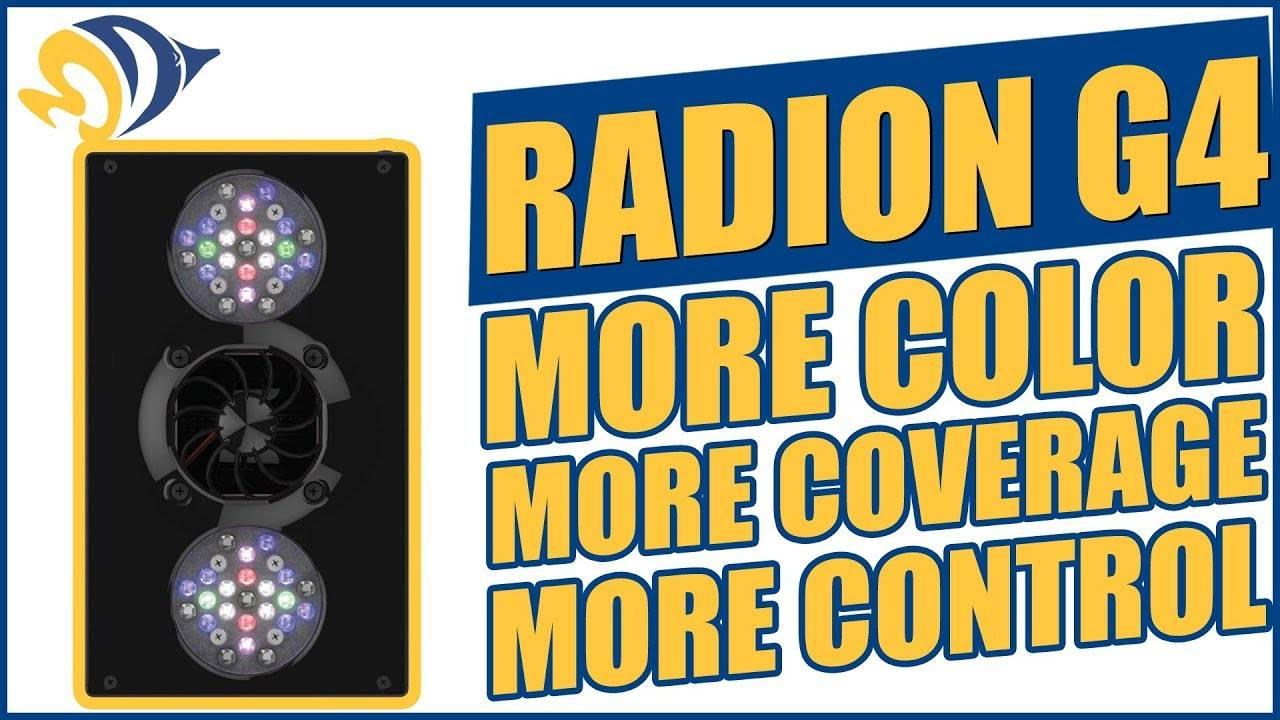 """Radion G4: More Color"