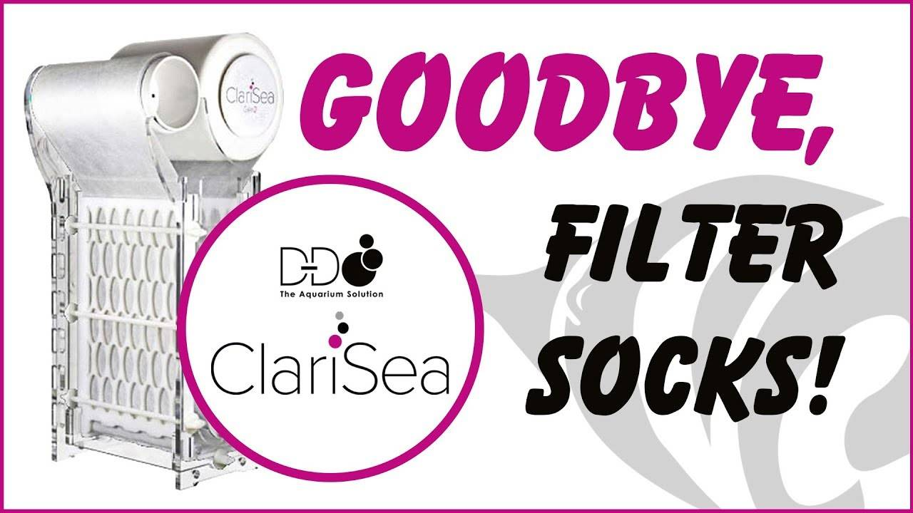 ClariSea Solves The Biggest Inconvenience Of Mechanical Filtration: Replacing Media!