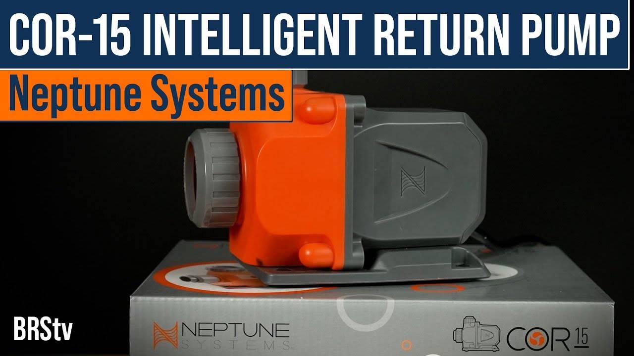 BRStv Product Spotlight - Neptune Systems COR-15 Return Pump