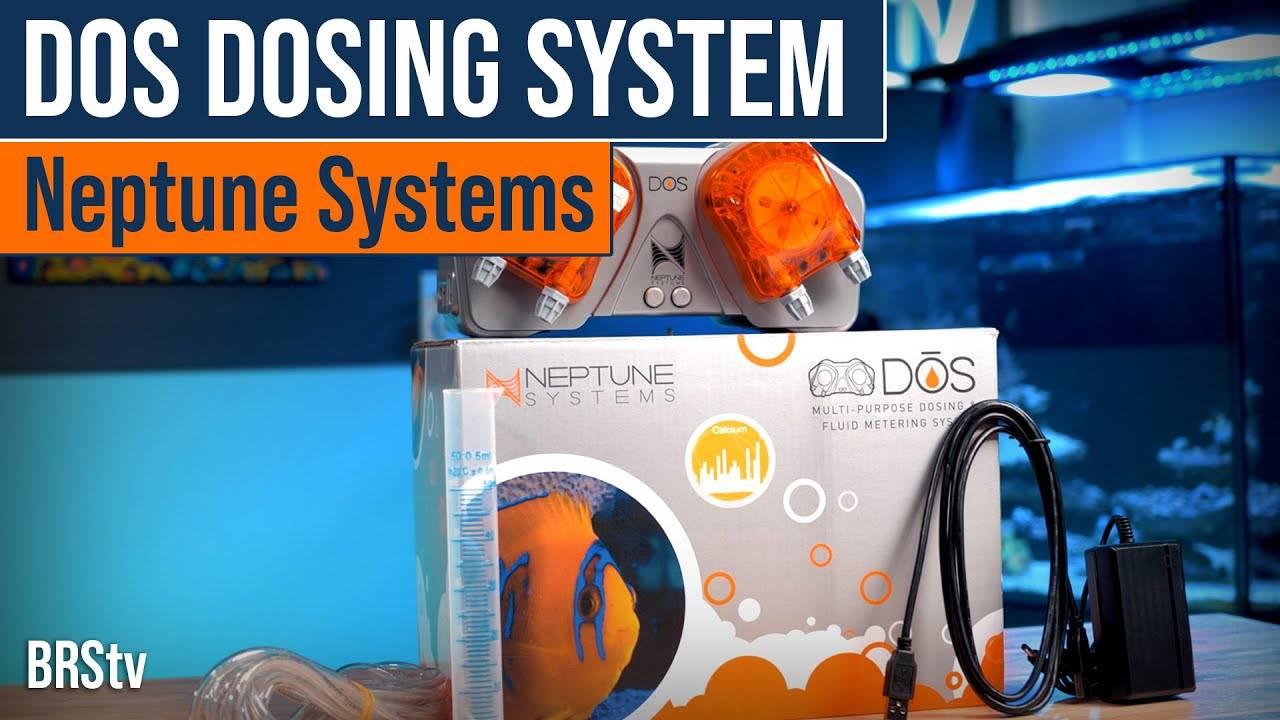 BRStv Product Spotlight - Neptune Systems DOS Dosing Pump