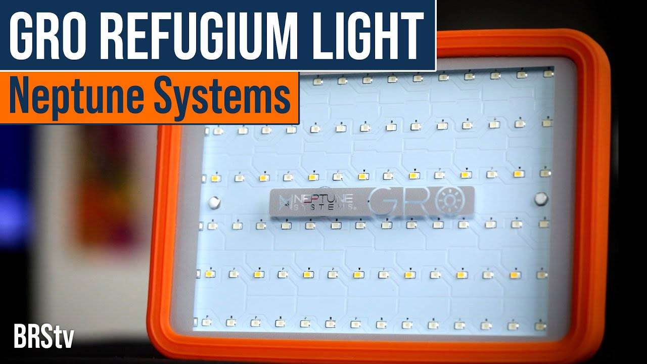 BRStv Product Spotlight - Neptune Systems GRO LED Refugium Light