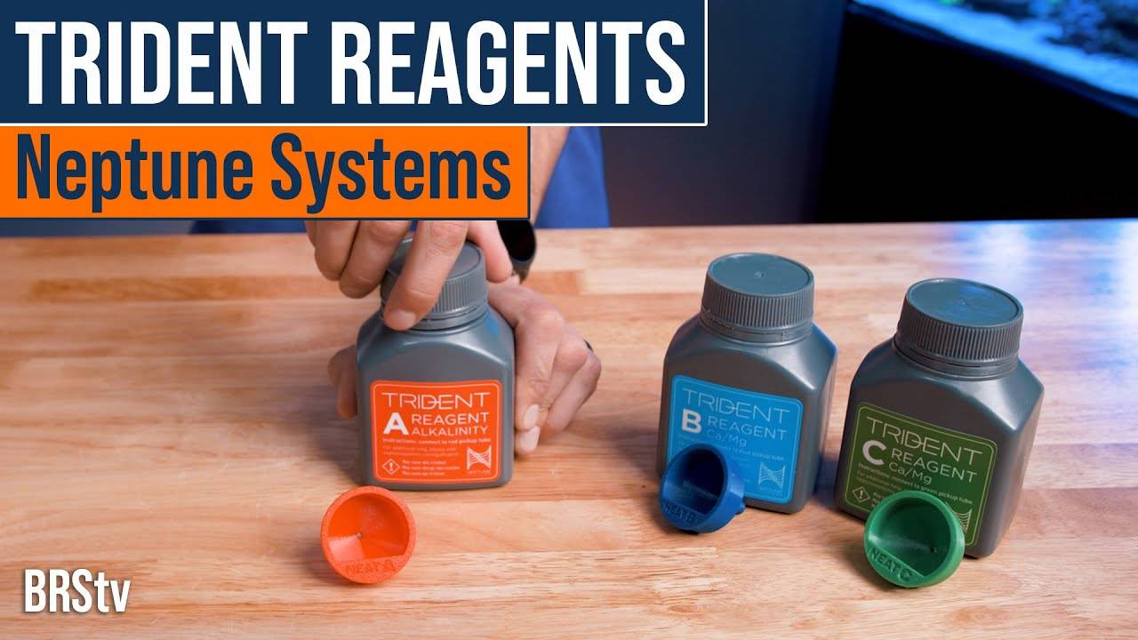 Watch Video - BRStv Product Spotlight Neptune Systems Trident Reagents