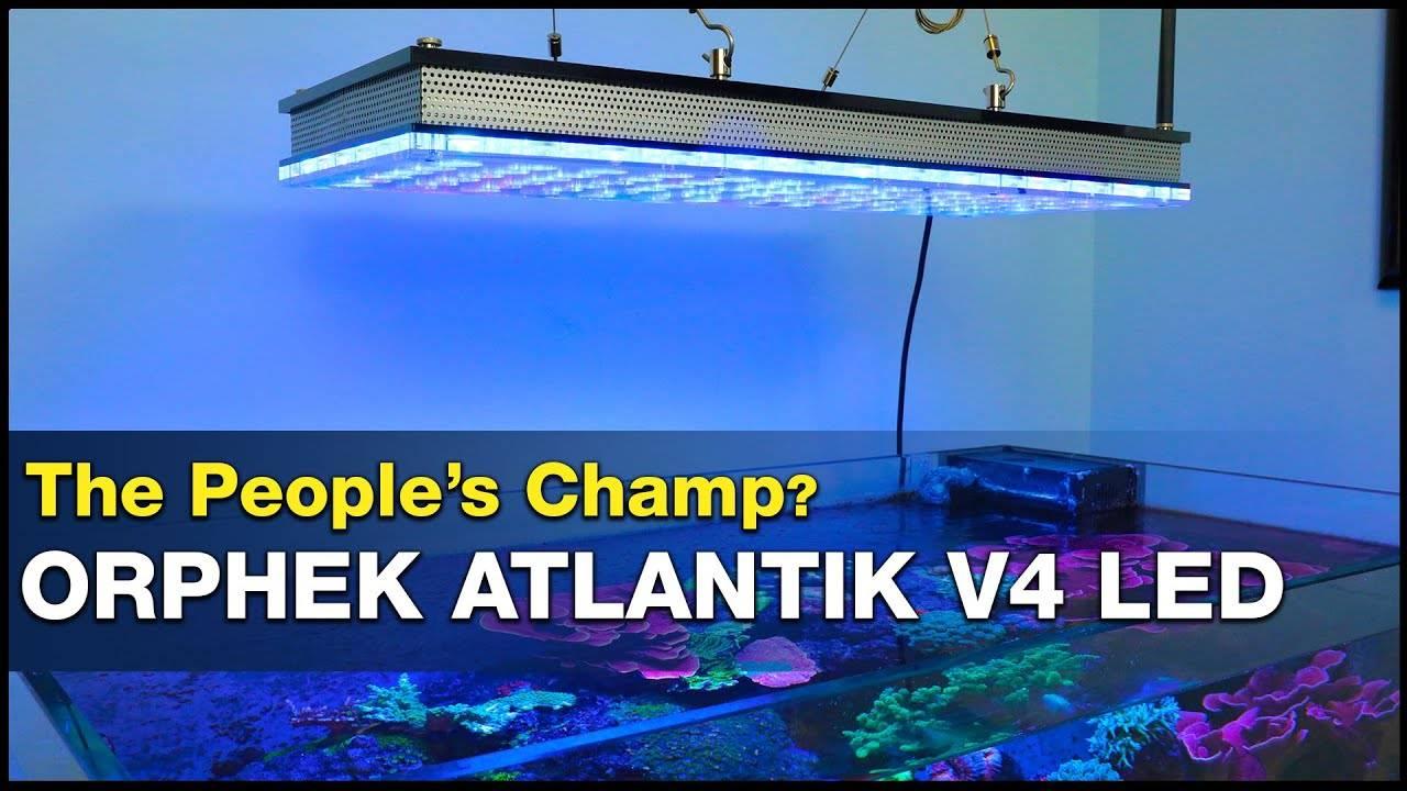 BRStv Investigates - Orphek Atlantik V4 Gen 2 LED Light