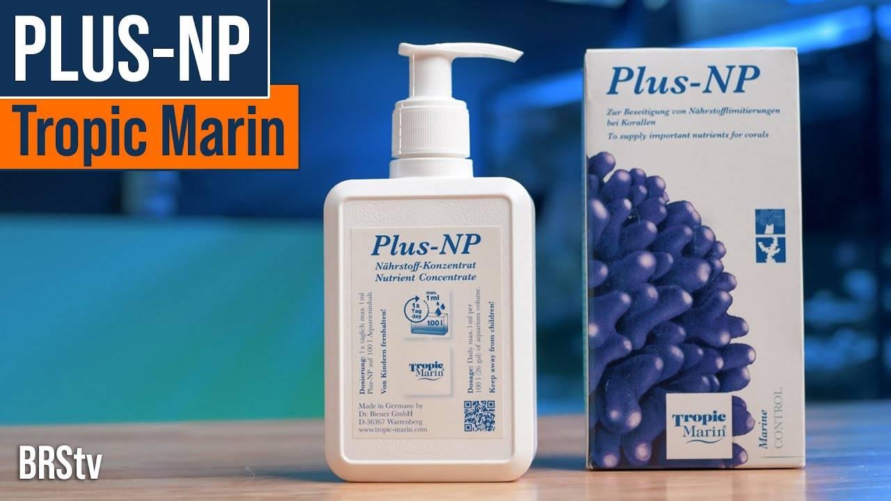 BRStv Product Spotlight - Tropic Marin Plus-NP Nutrient Solution