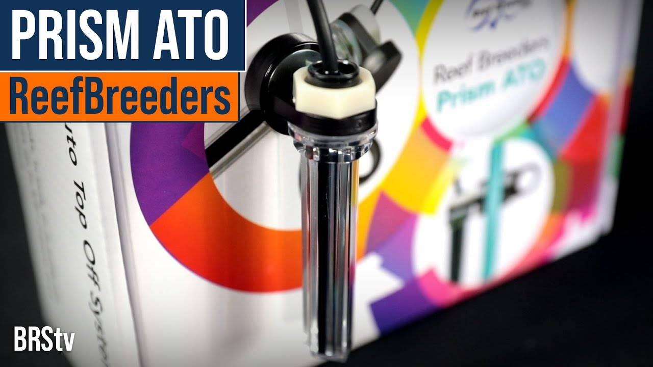 Watch Video - BRStv Product Spotlight Reef Breeders Prism ATO System