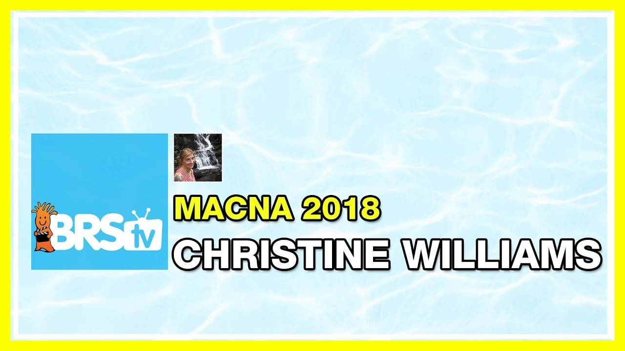 Christine Williams: Eat Your Reef | MACNA 2018