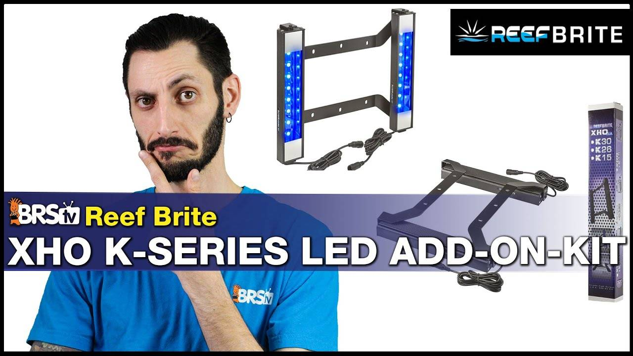 Reef Brite XHO K-Series Add-On Kits