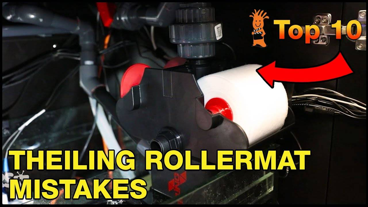 Top Mistakes Compact Theiling Rollermat