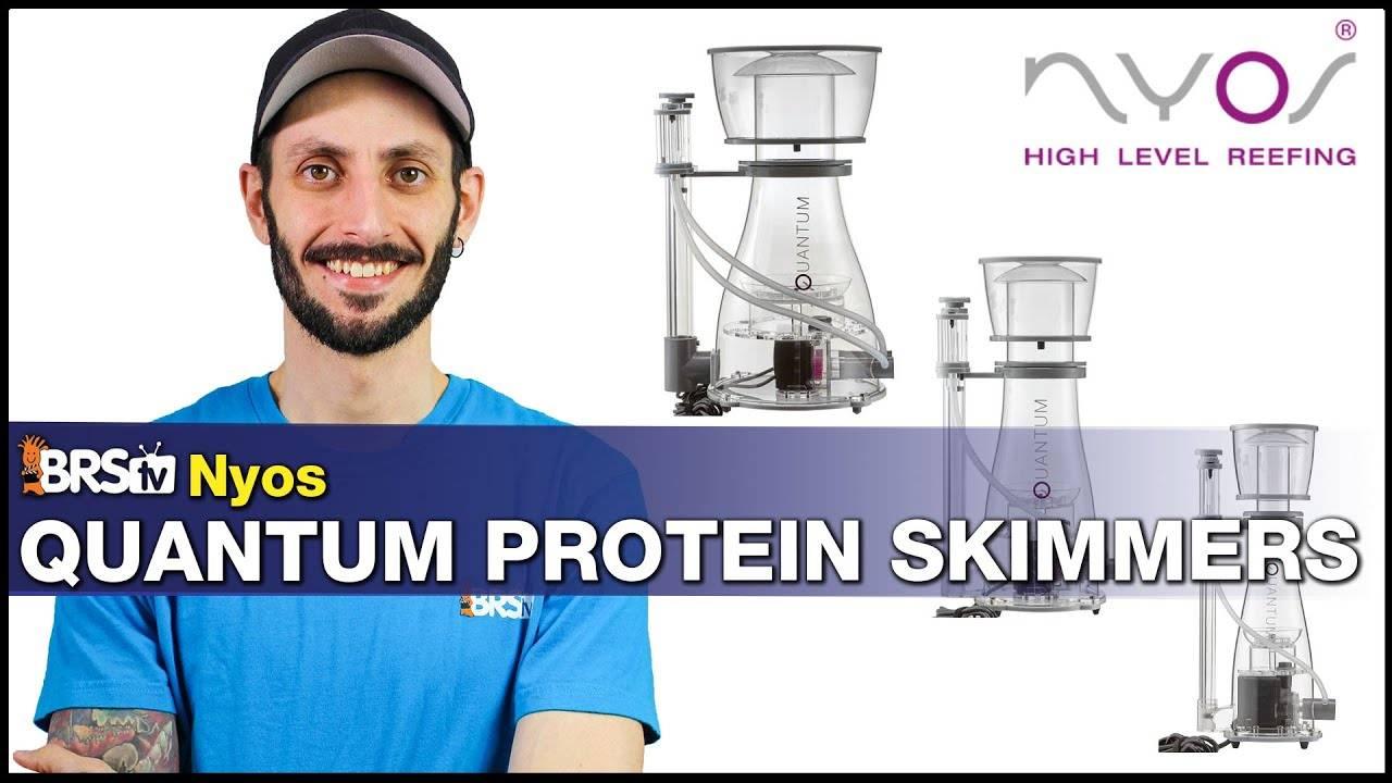 Nyos Quantum Protein Skimmers