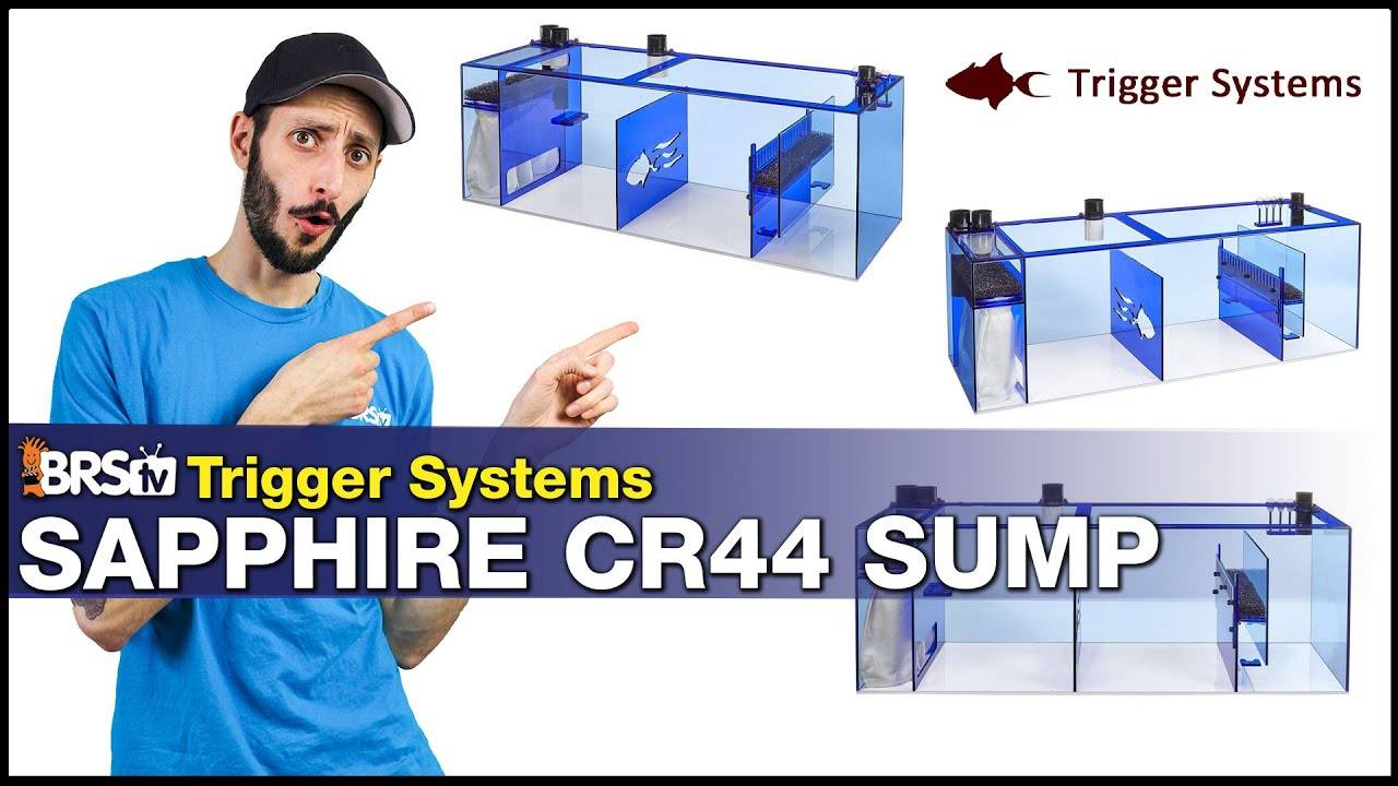 BRStv Product Spotlight Trigger Systems Sapphire Sumps
