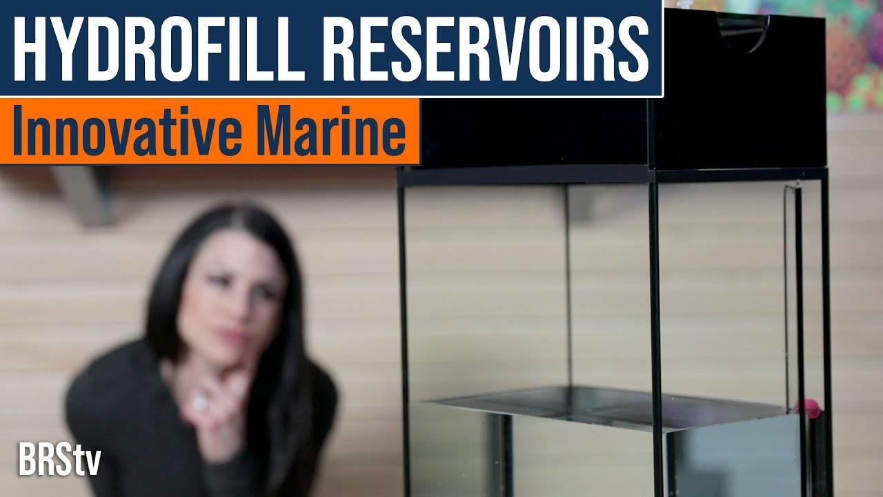 Watch Video - BRStv Product Spotlight - Innovative Marine Auqa Gadget Hydrofill Glass ATO Reservoir