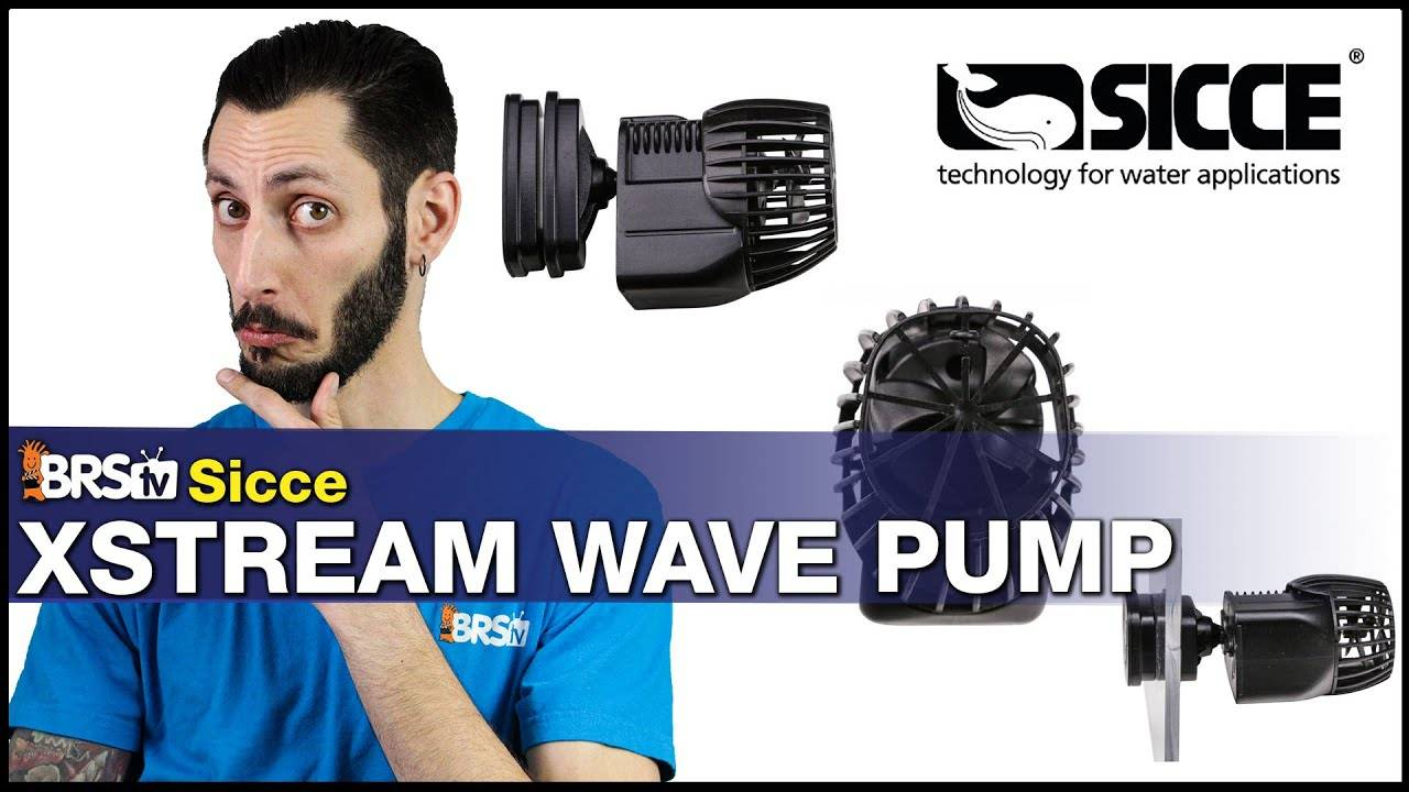 BRStv Product Spotlight - Sicce Xstream Powerhead