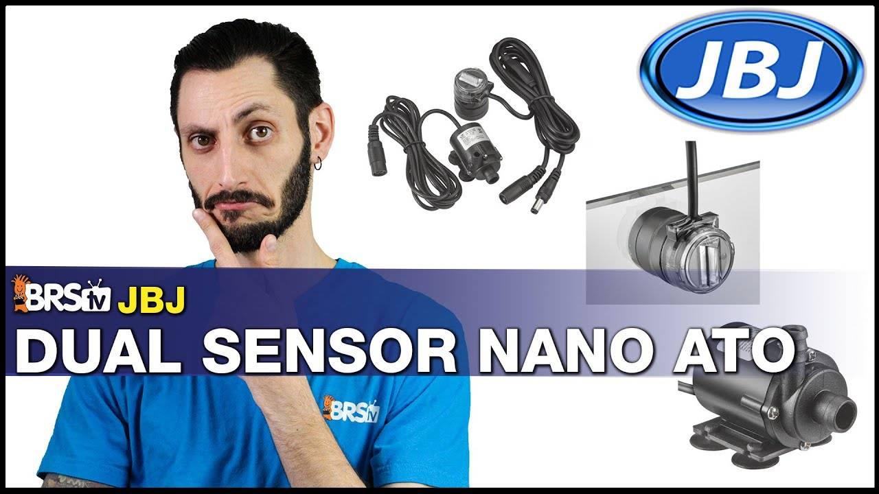 BRStv Product Spotlight - JBJ Nano ATO System