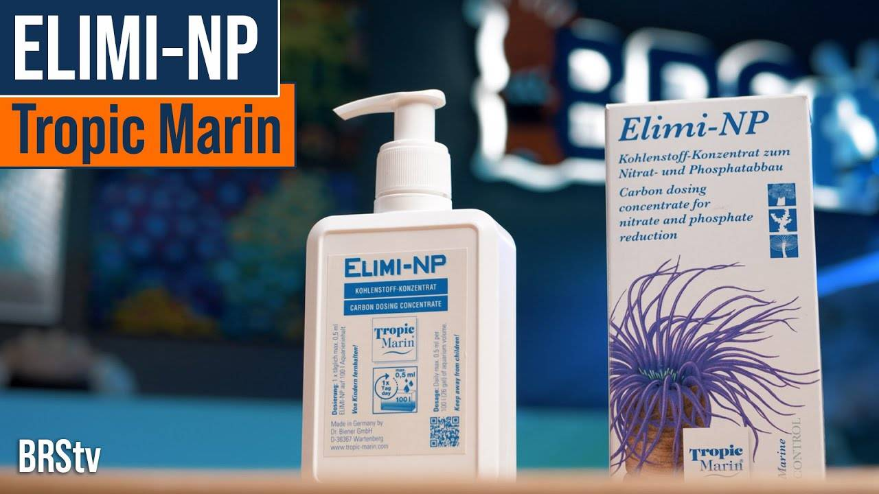 BRStv Product Spotlight - Tropic Marin Elimi-NP