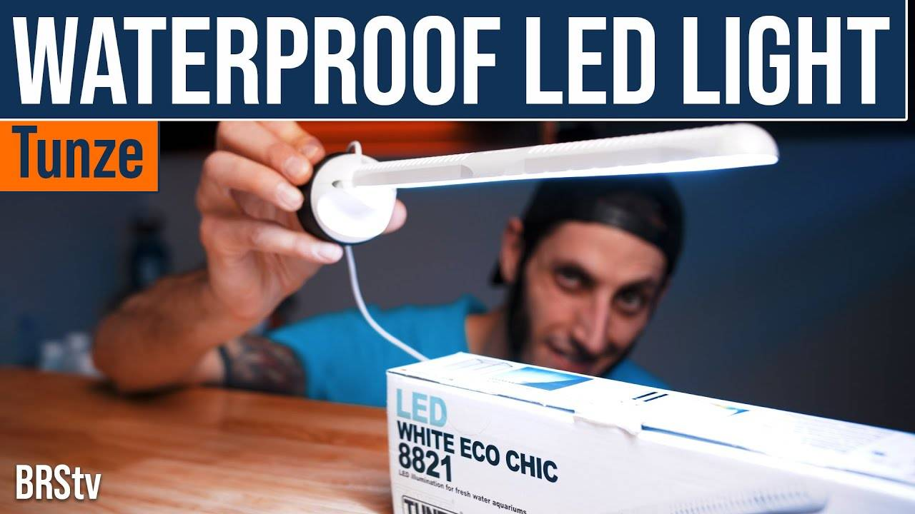 BRStv Product Spotlight-Tunze Eco Chic Waterproof LED Light