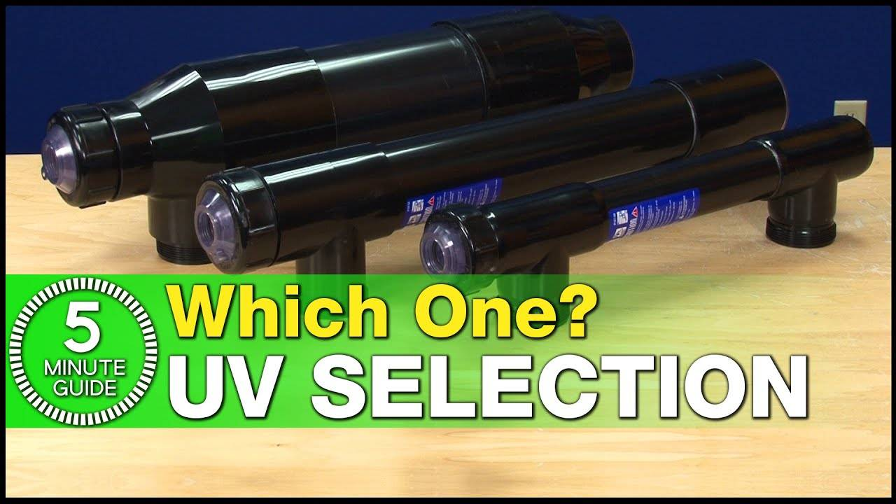 Did you get the right UV Sterilizer for your reef tank? Use this guide to know for sure!
