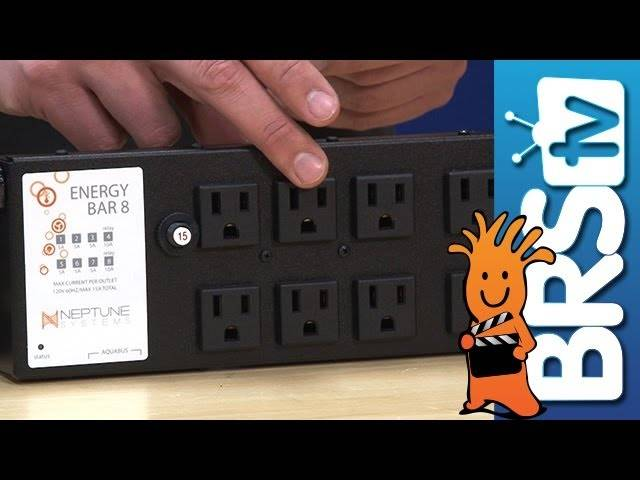 Energy Bar & Power Consumption - EP 4: Apex Aquarium Controllers from Neptune Systems